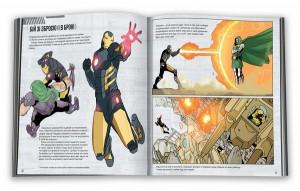фото страниц Залізна людина. Світ очима супергероя #4