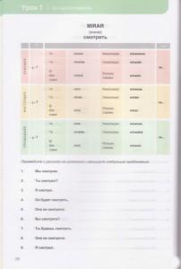 фото страниц Испанский язык. 16 уроков. Базовый тренинг #5