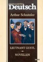 Книга Leuthant Gustl. Novellen