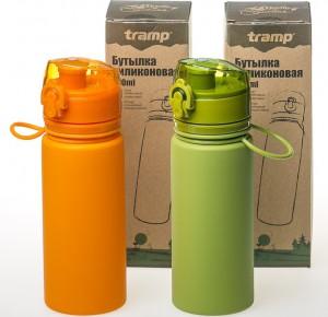 фото Бутылка Tramp, 500 мл, оливковая (TRC-093-olive) #9