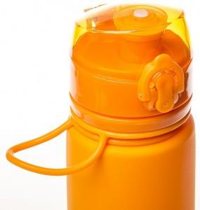 фото Бутылка Tramp, 500 мл, оранжевая (TRC-093-orange) #7