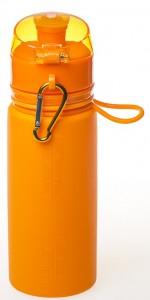 фото Бутылка Tramp, 500 мл, оранжевая (TRC-093-orange) #3
