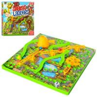 Настольная игра A-Toys 'Змеи и лестницы' (007-82)