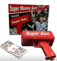Подарок Пистолет денежный дождь Super Gun (top-522)