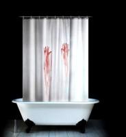 Подарок Шторка для ванны Фильм Ужасов (top-519)