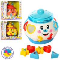 Іграшка - сортер Limo Toy 'Веселий горщик' (0915 UA)