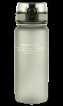 Бутылка для воды спортивная Uzspace (650ml) серая (3037GR)