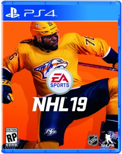 игра NHL 19 PS4 - Русская версия