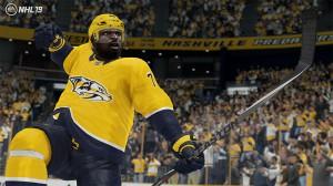 скриншот NHL 19 PS4 - Русская версия #3