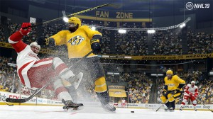 скриншот NHL 19 PS4 - Русская версия #5