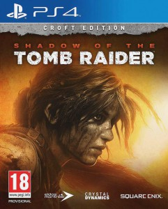 игра Shadow of the Tomb Raider. Croft Edition PS4 - Русская версия