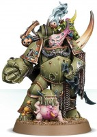 фигурка Фигурка для сборки Games Workshop 'Warhammer. Death Guard Plague Marine Champion' (99070102007)