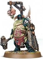 фигурка Фигурка для сборки Games Workshop 'Warhammer. Nurgle Rotbringers Lord Of Blights' (99070201024)