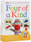 Книга Skills For Starting School. Four of a Kind Games