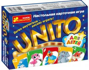 Настольная игра Ranok 'Унито' (12170008Р)