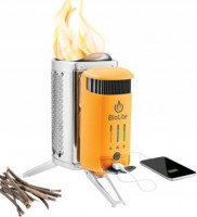 Горелка-зарядка на дровах BioLite CampStove 2 with Flexlight (BLT CSC1001)
