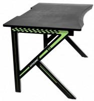 Стол геймерский Akracing (Akracing Desk black&green)