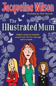 Книга The Illustrated Mum