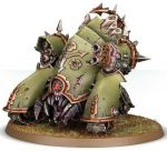 фигурка Фигурка для сборки Games Workshop 'Warhammer. Death Guard Myphitic Blight-Hauler' (99120102080)