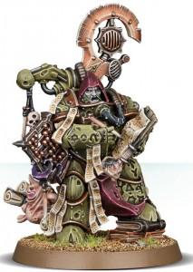 фигурка Фигурка для сборки Games Workshop 'Warhammer. Death Guard Scribbus Wretch the Tallyman' (99070102003)
