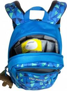 фото Детский рюкзак Tatonka Husky Bag JR 10 bright blue (TAT 1771.194) #4