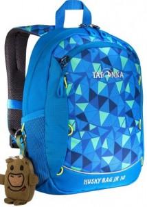 Детский рюкзак Tatonka Husky Bag JR 10 bright blue (TAT 1771.194)