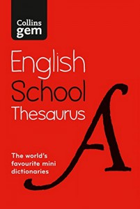 Книга Collins Gem School Thesaurus