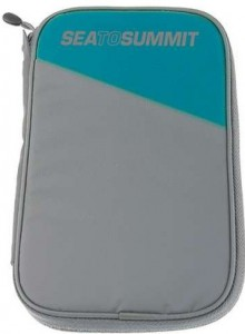 Кошелек Sea To Summit Ultra-Sil Travel Wallet RFID M Blue/Grey (STS ATLTWRFIDMBL)