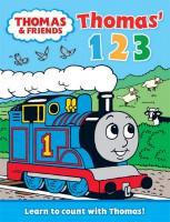 Книга Thomas' 123