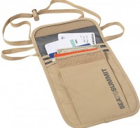 Кошелек на шею Sea To Summit Neck Pouch 3 Sand/Slate (STS ATLNP3SA/S)