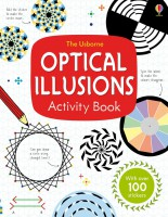 Книга Optical Illusions Activity Book