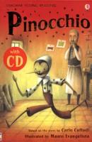 Книга Pinocchio + CD