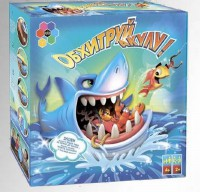 Настільна гра 'Обхитруй акулу' (30738.006)