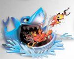 фото игрушки Настільна гра 'Обхитруй акулу' (30738.006) #2