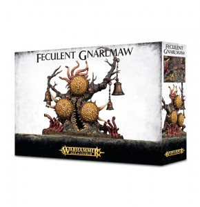 фигурка Фигурка для сборки Games Workshop 'Warhammer. Age of Sigmar Feculent Gnarlmaw' (99129915047)