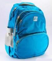 Рюкзак школьный GoPack 100 GО-3, голубой (GO17-100M-3)