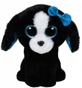 Мягкая игрушка TY Beanie Boo's 'Щенок Tracey 25 см' (37076)