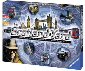 Настольная игра Ravensburger Скотланд Ярд (26780)