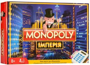 Настольная игра 'Монополия' (M3801)