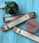 фото Набір 12 кольорових олівців Brinjal 'Ecostick': чарівні олівці з насінням рослин #11