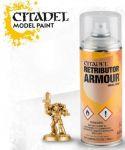 Краска-спрэй Games Workshop 'Retributor Armour Spray (6-Pack)' (9920999904406)