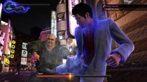 скриншот Yakuza 6 The Song of Life (PS4) #5