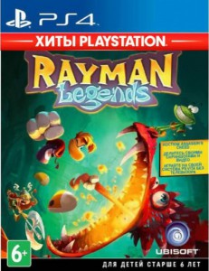 Rayman Legends. PlayStation Hits PS4