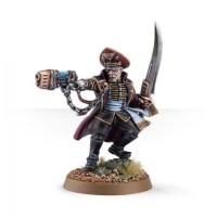 фигурка Фигурка для сборки Games Workshop 'Warhammer. Officio Prefectus Commissar' (99070105001)