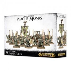 фигурка Фигурки для сборки Games Workshop 'Warhammer. Skaven Pestilens Plague Monks' (99120206021)