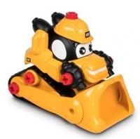 Игрушка-конструктор Toy State 'CAT Бульдозер Пит 26 см с отверткой' (80463)