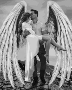 Подарок Картина Мой ангел-хранитель (КНО4511)