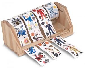 Гигантский набор наклеек Melissa&Doug 'На ролике для мальчиков' 1300 шт. (MD4275)