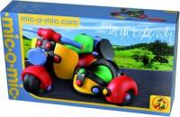 Конструктор Mic-O-Mic 'Скутер с коляской' (089.017)