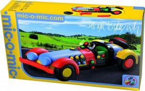 Конструктор Mic-O-Mic 'Спортивный автомобиль' (089.016)